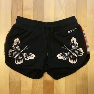 Adidas Butterfly Track Shorts